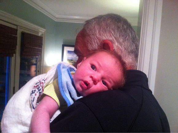 Poppo and Luke